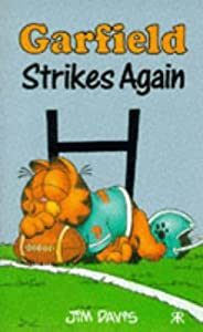 Garfield Pocket Books: Strikes Again (Garfield Pocket Books)