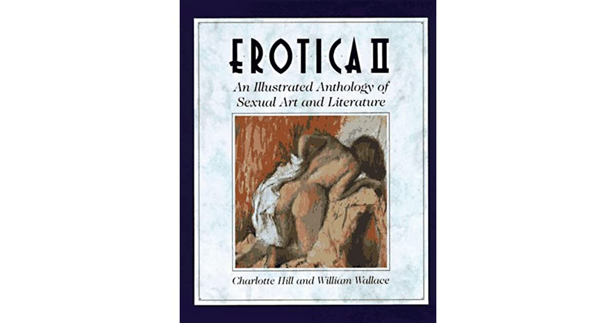 anthology art erotica illustrated literature sexual