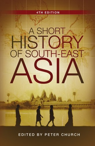 A Short History of South-East Asia '5th Edition