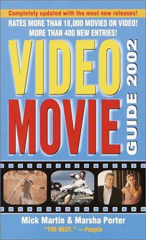 Video Movie Guide 2002