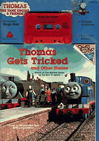 Thomas Gets Tricked and Other Stories by Wilbert Awdry