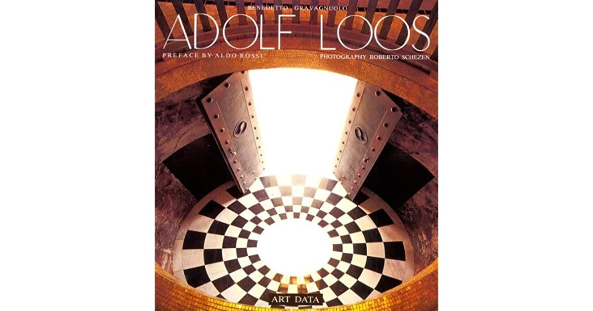 Theory and Works Adolf Loos