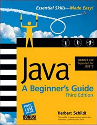 Java: A Beginner's Guide (Beginner's Guide)