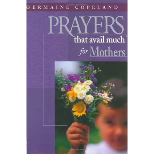 Germaine copeland prayers that avail much