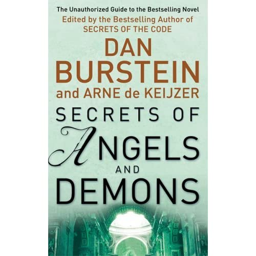 angels and demons book report Book report on angels and demons--from opposition to unity i've recently finished re-reading angels and demons, this time in english the book was written by dan brown, an american author of thriller fiction.