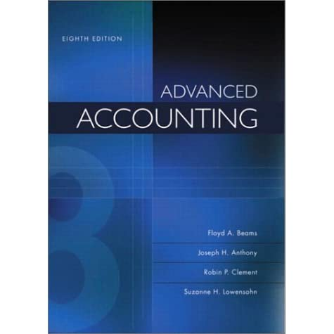 accounting 6135 advanced accounting theory