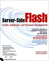 Server Side Flash Scripts, Databases, And Dynamic Development