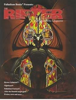 Rifter Number Sixteen (16)