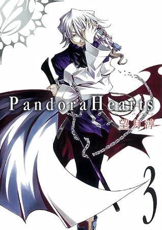 Pandora Hearts, Volume 3 by Jun Mochizuki