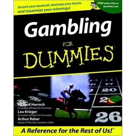 Casino gambling for dummies download bonus casino deposit online required signup