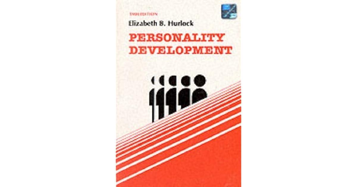 Personality Development by Elizabeth B  Hurlock