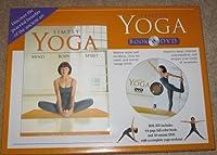 Simply Yoga Book & DVD