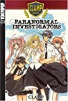 CLAMP School Paranormal Investigators, Vol. 01 by CLAMP