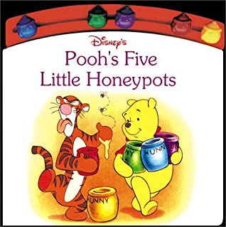 Pooh's Five Little Honeypots (Busy Book)