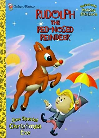 Rudolph Christmas Special.Rudolph The Red Nosed Reindeer One Special Christmas Eve By