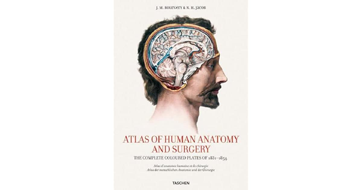 Atlas of Human Anatomy and Surgery: The Complete Coloured Plates of ...