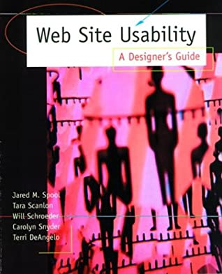 Web Site Usability by Jared Spool