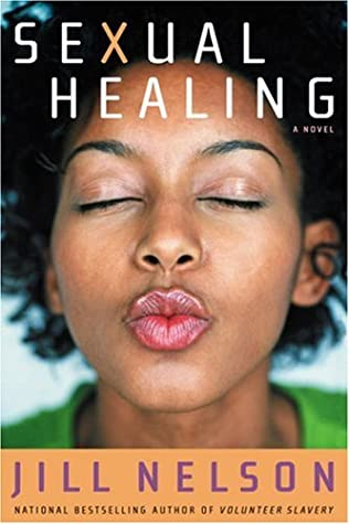 Sexual Healing cover art with link to Goodreads description