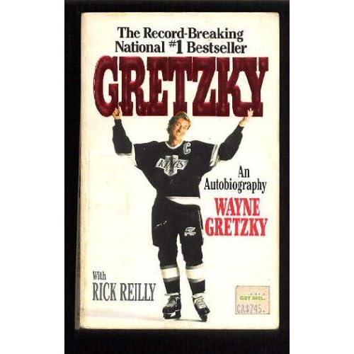Wayne Gretzky: Comparing Two Biographies