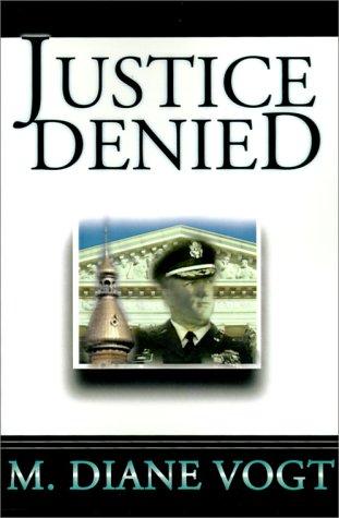 Justice Denied (Wilhelmina Carson, #1)