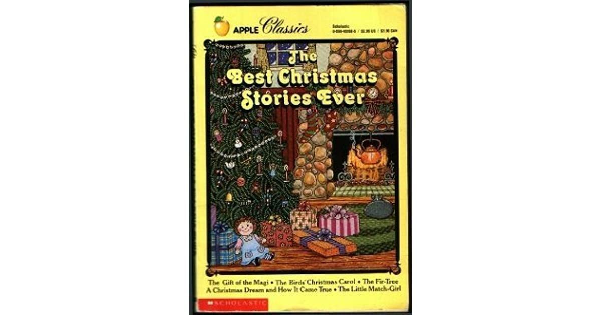 the best christmas stories ever by hans christian andersen - Best Christmas Stories