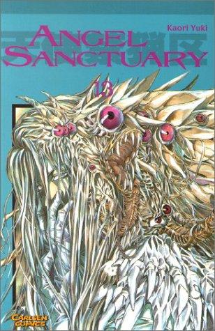 Details about  /Angel Sanctuary Vol 3 by Kaori Yuki