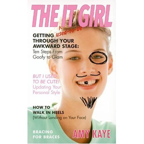 The Used To Be It Girl By Amy Kaye