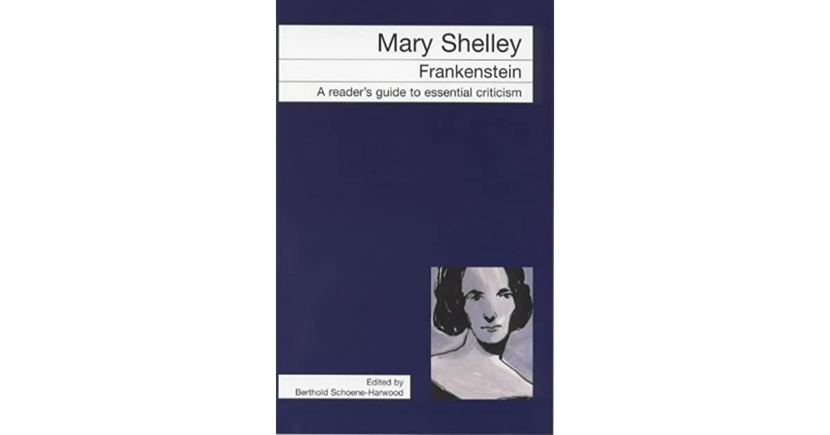 a report on sherry ginns essay mary shelleys frankenstein science science fiction or autobiography Up and coming releases october 14, 2014 fiction andrews, mary kay-save the date the science and art of self-assurance-what women should know.