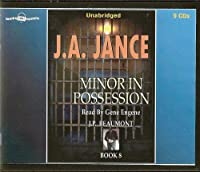 Minor in possession jp beaumont 8 by ja jance minor in possession jp beaumont 8 fandeluxe Epub