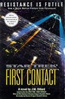 Star Trek: First Contact (Star Trek: TNG Movie Novelizations #2)