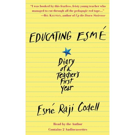 book review of educating esme Ebook download educating esme: diary of a teacher's first year free ebook pdf download biographies and memoirs books onlinehi there, many thanks for going to here and welcome to book site.