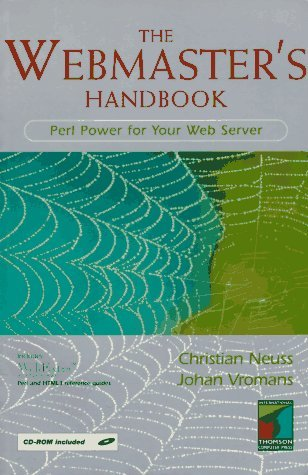 Webmasters Handbook with CD-ROM  by  Christian Neuss