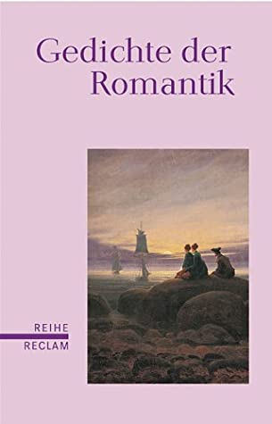 Gedichte Der Romantik By Wolfgang Frühwald