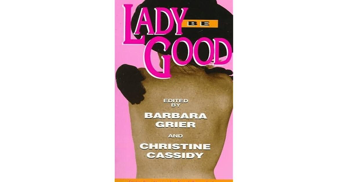 Lady je dobra erotična ljubezenska zgodba Avtorji Naiad Press By Christine Cassidy-4803