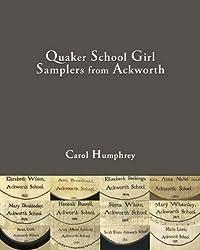 Quaker School Girl Samplers From Ackworth
