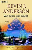 Von Feuer und Nacht (Die Saga Der Sieben Sonnen, #5)