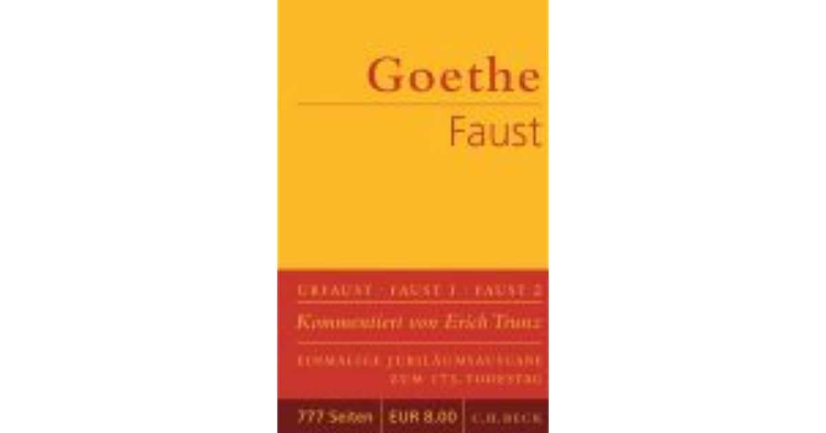 christian principles in faust by johann wolfgang von goethe Christian religious motifs in faust i and ii faust and the bible pdf faust is a tragic play in two parts by johann wolfgang von goethe, usually known in english as faust, part.