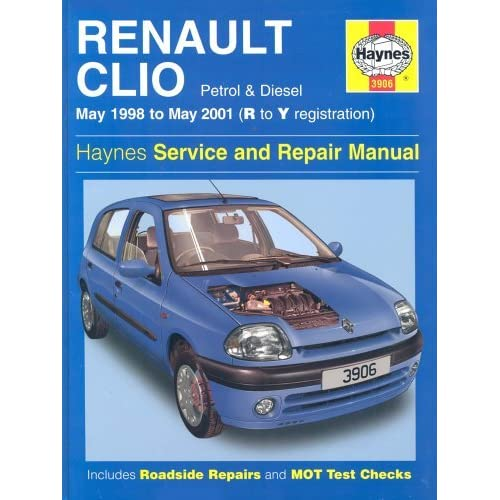 renault clio service and repair manual by peter gill rh goodreads com haynes manual renault clio 2002 haynes manual renault clio 2001 pdf