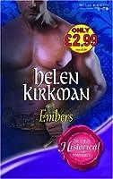 Embers (Super Historical Romance)