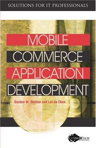 Mobile Commerce Application Development Lei-da Chen