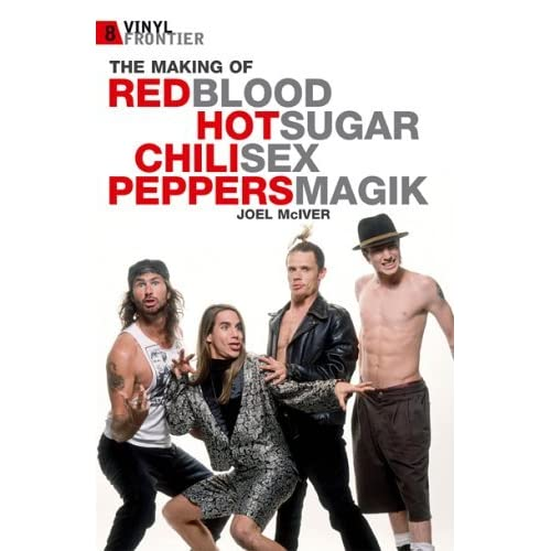 Red hot chili peppers sugar blood sex magic
