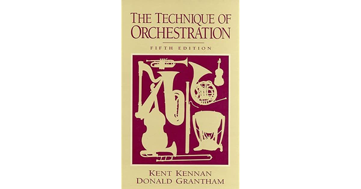 The Technique Of Orchestration Pdf