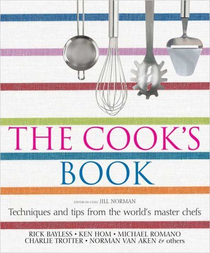 The Cook's Book- Techniques and tips