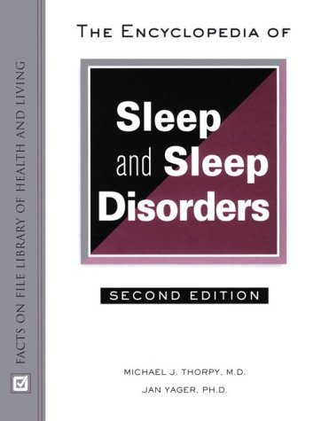 encyclopaedia of sleep and sleep disorders
