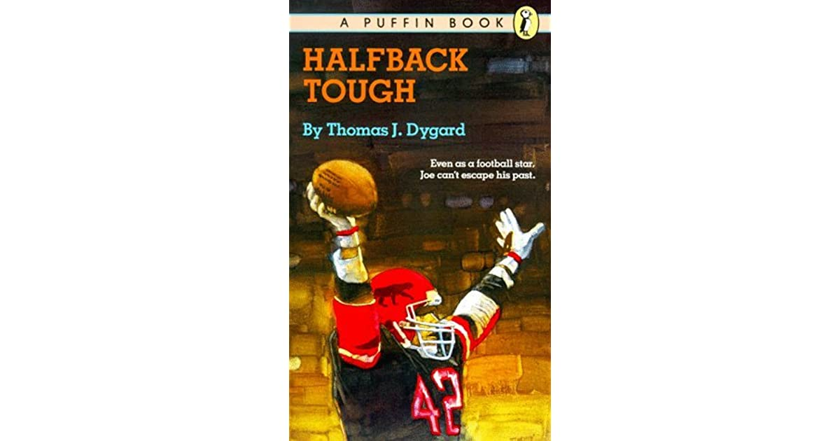 halfback tough book