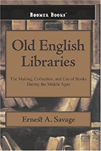 Old English Libraries