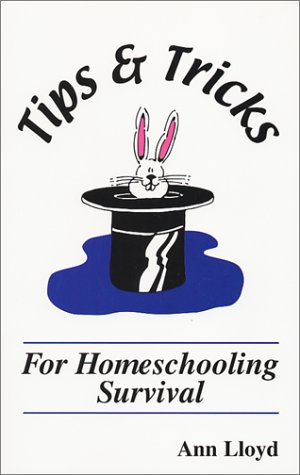 Tips & Tricks for Homeschooling Survival