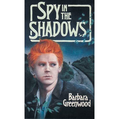 Spy in the shadows by barbara greenwood fandeluxe Gallery
