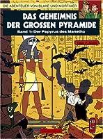 Die Abenteuer Von Blake Und Mortimer, Bd.1, Das Geheimnis Der Großen Pyramide