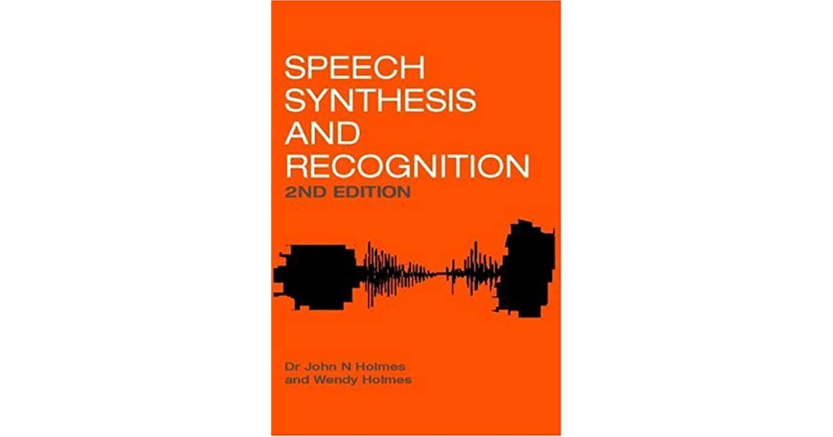 speech systhesis In the systemspeech assembly, microsoft has added something really cool: speech synthesis, the ability to transform text into spoken words, and speech recognition, the ability to translate spoken words into text.
